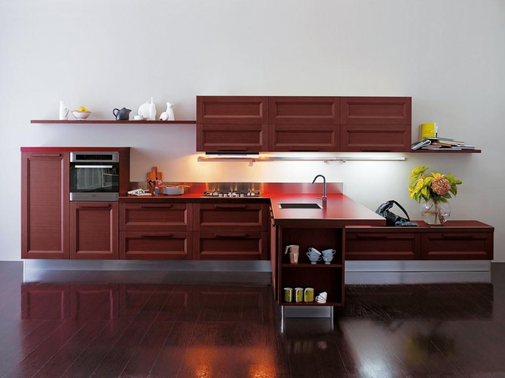 Кухня ARAN Aqua