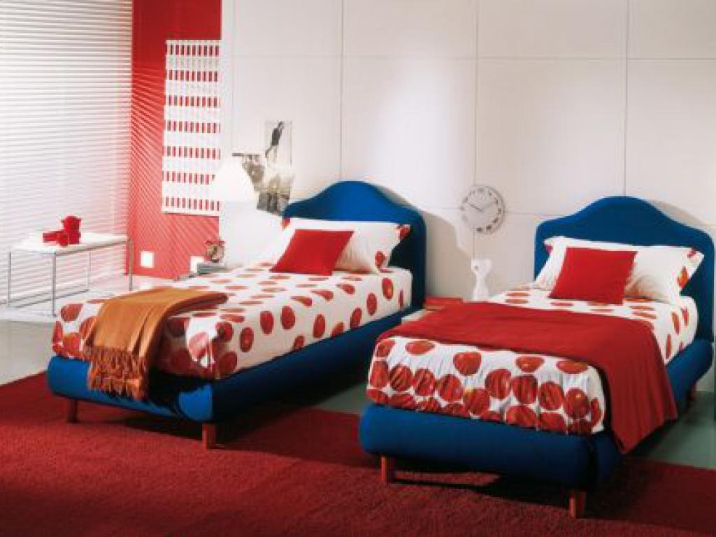 Кровать Leslie singolo