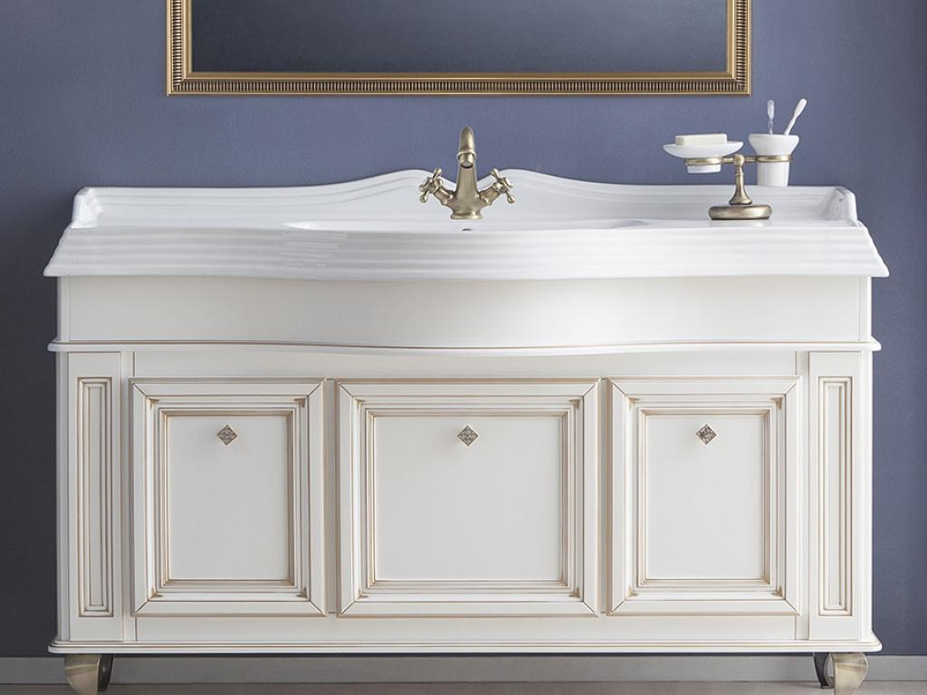 Мебель для ванной ТУМБА «FRESCO» 150