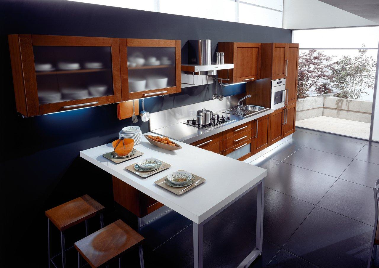 Кухня ARAN Teca