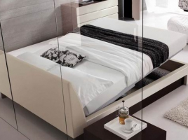 Кровать Cover Imbottito
